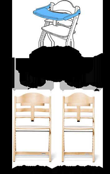 テーブル付、ガード付 本体幅2タイプ